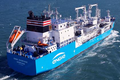 Первую партию газа с«Ямал СПГ» экспортируют вСША