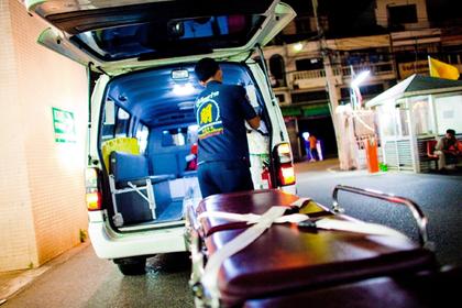 Российский турист устроил смертельное ДТП в Таиланде