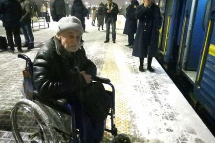 Цыгане три года продержали врабстве украинского инвалида-пенсионера