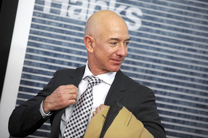 Основатель Amazon назван самым богатым человеком в истории