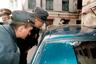 18 августа 1997 года в 8:50 утра служебный автомобиль «Вольво», в котором находились вице-губернатор Санкт-Петербурга Михаил Маневич (на переднем сиденье), его жена (на заднем сиденье) и водитель, притормозил, выезжая с улицы Рубинштейна на Невский проспект. В это время с чердака дома на противоположной стороне начали стрелять.  <br> <br> Маневич был ранен пятью пулями в шею и грудь, по дороге в больницу он скончался; его жена получила легкое касательное ранение. Убийца скрылся, бросив на чердаке автомат  Калашникова югославского производства с оптическим прицелом. Убийство Михаила Маневича не раскрыто до сих пор.