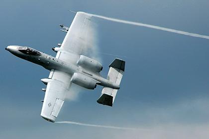 ВСША из-за плохого самочувствия пилотов остановили полёты штурмовиков А-10