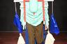 Дизайнер Крейг Грин, выпускник колледжа Central Saint Martins и создатель именной марки, представил очередную коллекцию, напоминающую разом выставку современного искусства и макеты безумного архитектора. Для марок Bally и Topman, с которыми Грин сотрудничал, он шьет значительно более носибельные вещи.