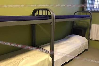 В VIP-камерах «Матросской тишины» нашли холодильники и коврик со львами