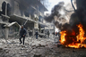 На город Месраба бомбы были сброшены 6 января.