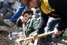 Пригород Дамаска Восточная Гута уже четыре года держит осаду правительственных сил.