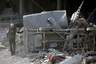 ООН призывает приостановить бои для помощи раненым и доставки продовольствия в пострадавшие районы.