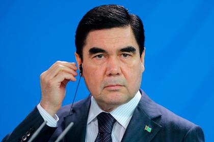 Президент Туркмении проверил боеготовность под музыку из Battlefield