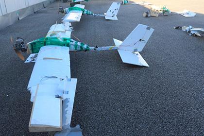 США сообщили  онепричастности катаке дронов наХмеймим
