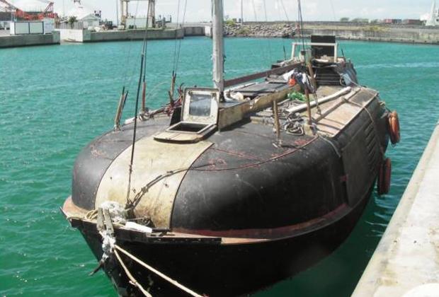 Лодка Збигнева Рекета