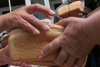 Калужская предпринимательница перестала раздавать хлеб пенсионерам из-за ихагрессии
