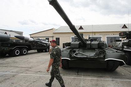 Харьковский завод установил  танки вТаиланд