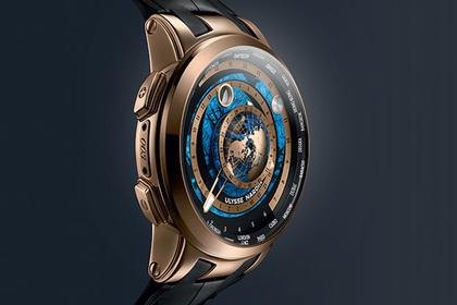 Швейцарские часовщики продемонстрировали ход планет