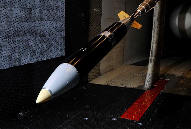 Маломощная боеголовка B61-12