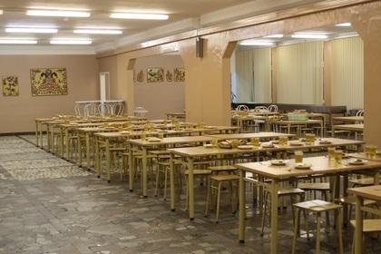 Столовая кадетской школы Люберец