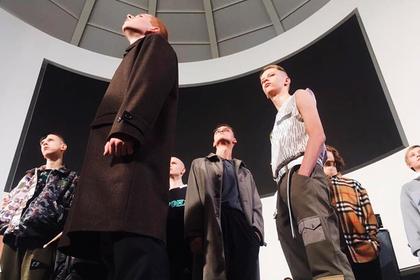 Показ Гоши Рубчинского в Екатеринбурге закончился скандалом
