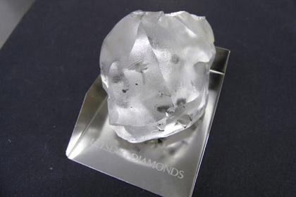 Гигантский алмаз найден в Южной Африке