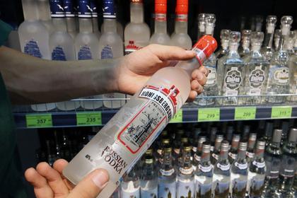 Российскую водку доведут доуровня эталона в 2019-ом году