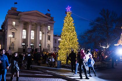 Двадцать тысяч туристов посетили Севастополь за новогодние праздники