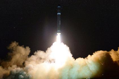 Японский телеканал сообщил о пуске ракеты из Северной Кореи