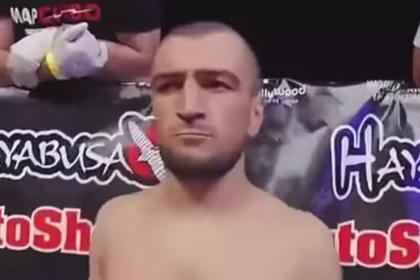Абубакар Нурмагомедов