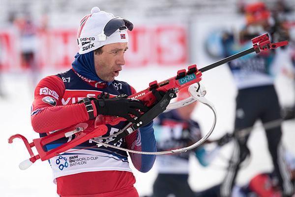 Тренер сборной Норвегии допустил участие Бьорндалена вОлимпиаде