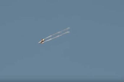 Боевики попали под российские бомбы и пустили газ