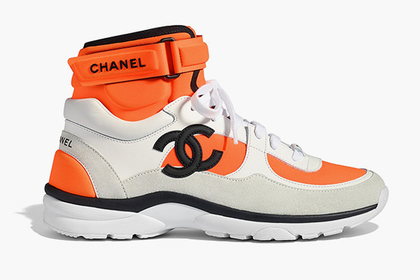 Chanel перешла на кроссовки  Стиль  Ценности  Lenta.ru 83d57725d4d