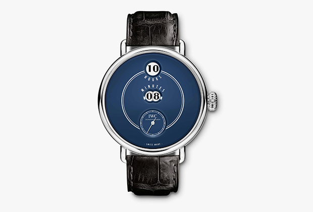 Часы IWC Tribute to Pallweber Edition «150 Years»