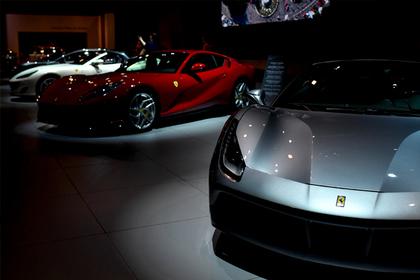Ferrari планирует создать элитный супер-электромобиль