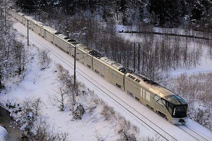 Японские поезда будут лаять наоленей