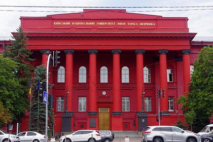 Главный университет Украины закрыли из-за нехватки денег на отопление