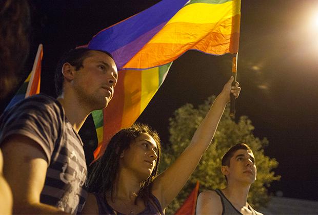 Наиболее экзотические сторонники Палестины — представители ЛГБТ-сообщества