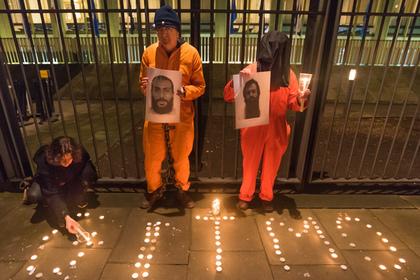 Секс пытки в гуантанамо