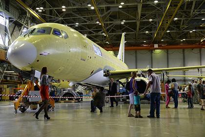 Мексика пустила на запчасти новейшие российские Sukhoi Superjet100