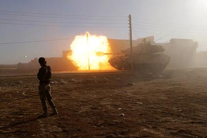 Турция пообещала напасть на сирийских курдов с ведома России