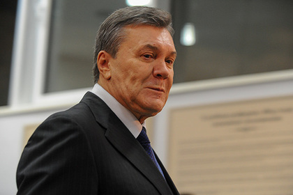 Раскрыты подробности бегства Януковича из Украины