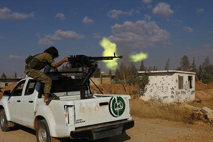 Боевики напали на боевиков и обошлись без убийств
