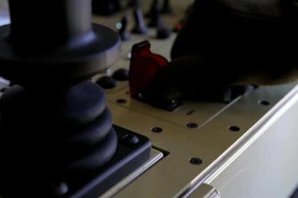 Показаны испытания боевого робота «Соратник»