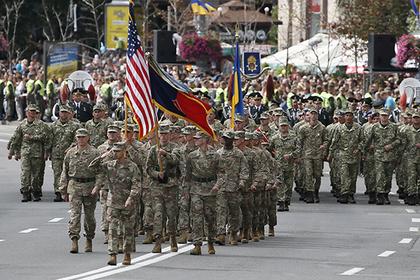 На Украину пустят иностранных военных
