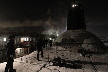 Крупнейшие в мире российские атомные подлодки уничтожат