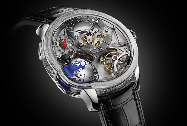 Часы GMT Earth