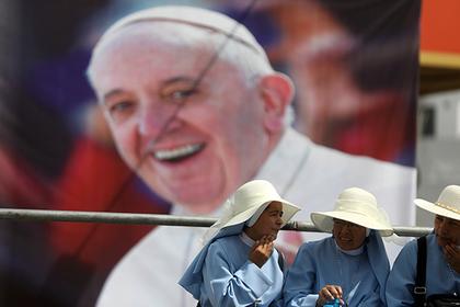 Папа Римский поддержал педофилов и взбесил чилийцев