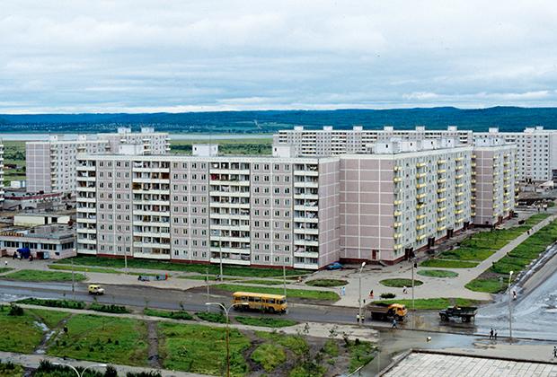 Комсомольск-на-Амуре, 1987 год