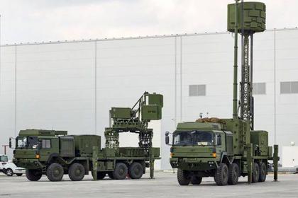 Турки перебросили в Сирию комплекс для борьбы с С-400