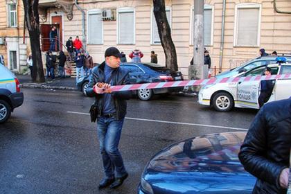 Одесская полиция застрелила пророссийского активиста