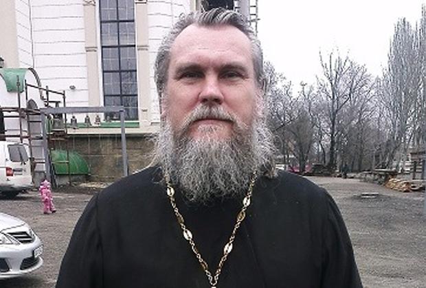 Священник УПЦ МП Евгений Молчанов