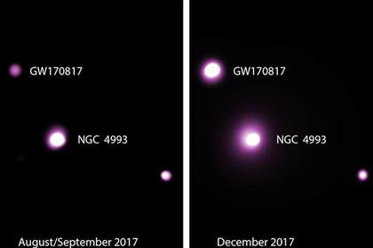 Загадочному свечению в космосе нашли объяснение