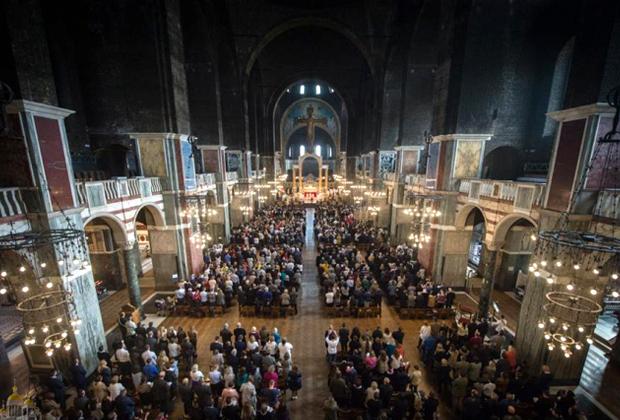 Украинская греко-католическая церковь