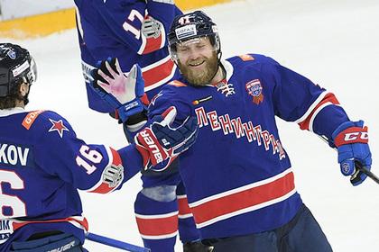 СКА преждевременно одержал победу стабильный чемпионат КХЛ